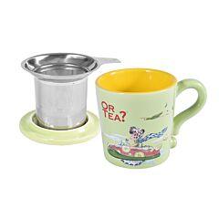Lime Mug With Filter