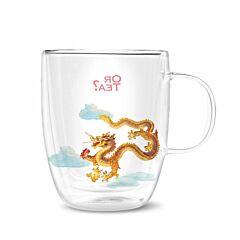 Dragon Glass (Double Wall Mug)