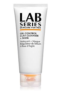 Lab Series Oil Control Clay Cleanser 100ml + Mask