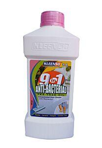 Kleenso 9 In 1 Floor Cleaner Pink 900ml - KHC802 900g