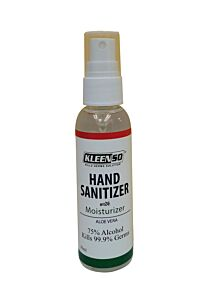 Kleenso 75% Alcohol Hand Sanitizer Spray 60ml - KHC840 60ml