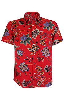 Short Sleeve Semi Fit Smart Casual Shirt