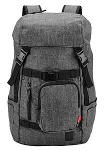 Nixon Landlock 30L Backpack Charcoal Heather - C2950168