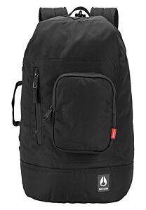 Nixon Origami Backpack All Black Nylon - C29481148