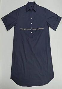 Free Size Cotton Shirt Dress