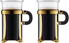Chambord Coffee Glass 2Pcs Set