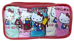 Hello Kitty Panties Box 5 In 1