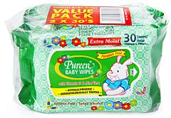Baby Wipes (Green)