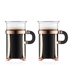 Chambord Coffee Glass 0.3L 2pcs Set - Copper