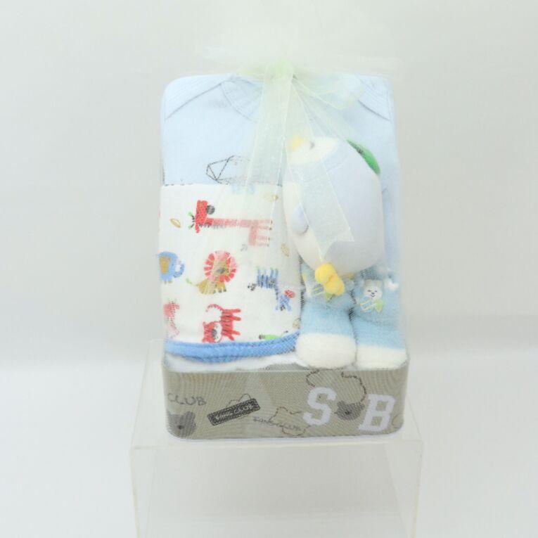 Cute Baby Boy Giftset