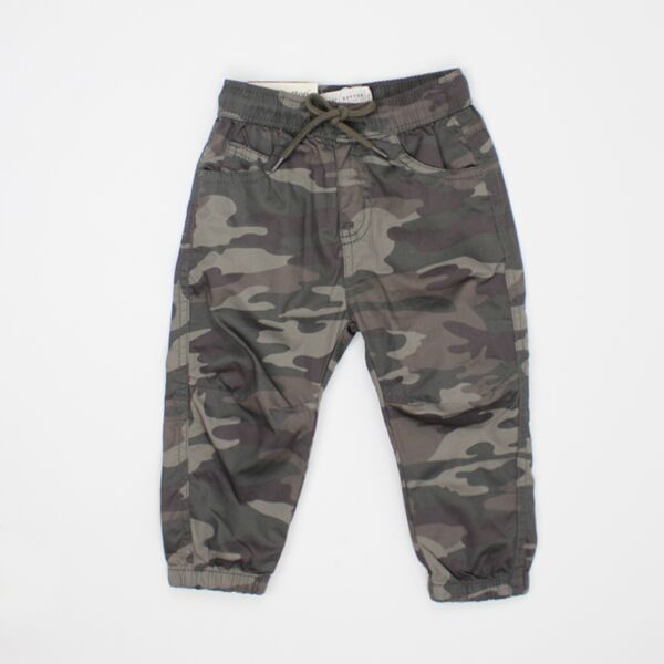 Camo Joggers For Toddler